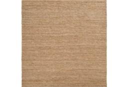 96X96 Square Rug-Delon Taupe