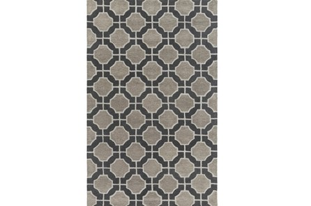 108X156 Rug-Songo Grey