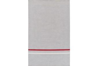 60X96 Rug-Streep Grey