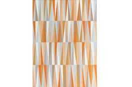 96X132 Rug-Spitz Burnt Orange