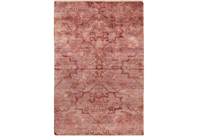 66X102 Rug-Colline Red - 360