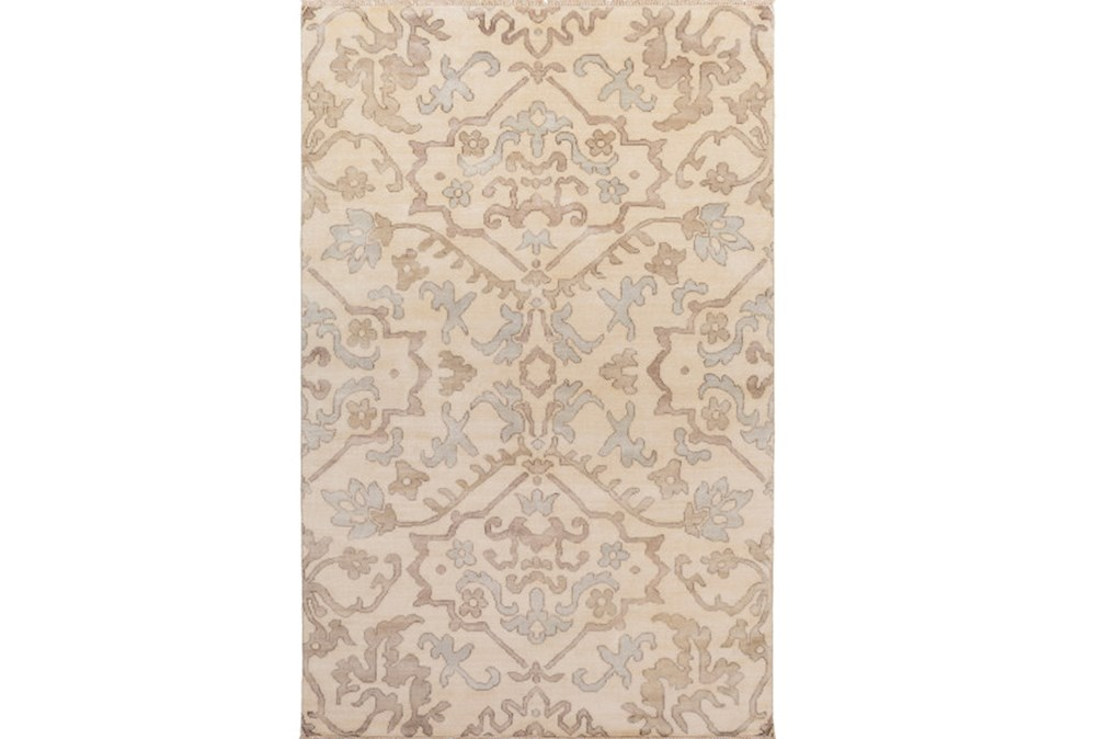 66X102 Rug-Colline Taupe