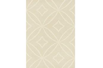 60X96 Rug-Puntada Beige/Ivory