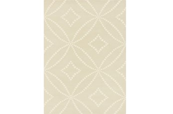 108X144 Rug-Puntada Beige/Ivory