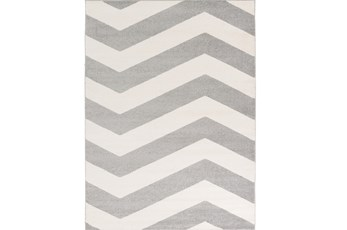63X87 Rug-Tambaleo Grey/White