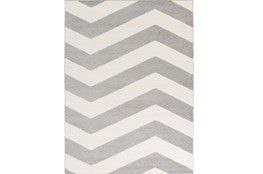 111X150 Rug-Tambaleo Grey/White