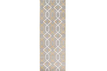 31X87 Rug-Conrad Yellow