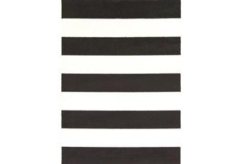 111X150 Rug-Limba Black