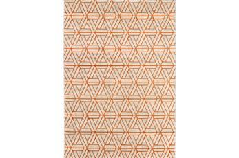 62X90 Rug-Tres Orange