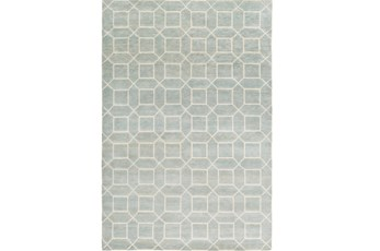 72X108 Rug-Winifred Light Grey