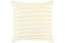 Accent Pillow-Azalea Cream 20X20