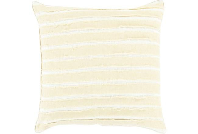 Accent Pillow-Azalea Cream 20X20 - 360