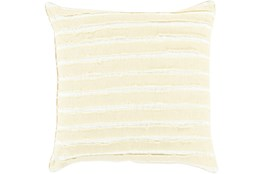 Accent Pillow-Azalea Cream 22X22