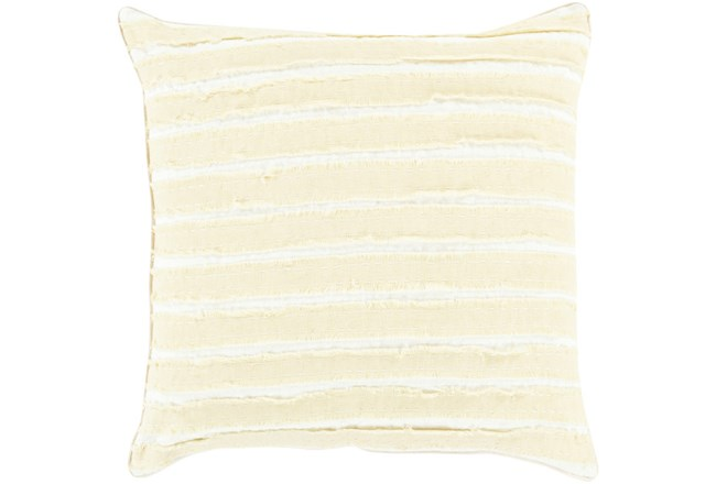 Accent Pillow-Azalea Cream 22X22 - 360