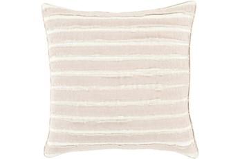 Accent Pillow-Azalea Taupe 20X20