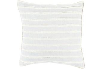 Accent Pillow-Azalea Blue 22X22