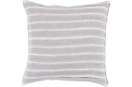 Accent Pillow-Azalea Grey 20X20