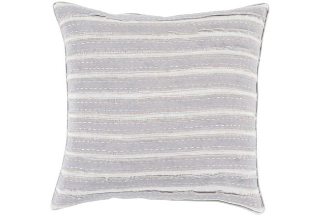 Accent Pillow-Azalea Grey 20X20 - 360