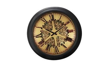 26 Inch Gear Wall Clock