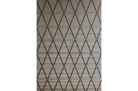 93X128 Outdoor Rug-Asher Taupe