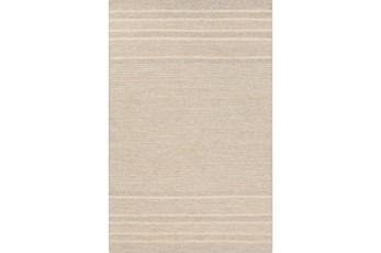 24X36 Rug-Nia Jute Stripe Cream
