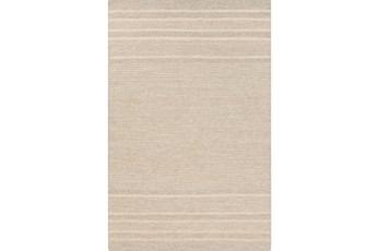 39X63 Rug-Nia Jute Stripe Cream