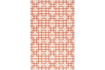 60X96 Rug-Anova Orange