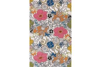 60X96 Rug-Jackie Floral