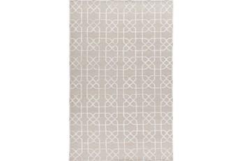 108X156 Rug-Petalo Grey