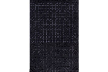 108X156 Rug-Petalo Charcoal