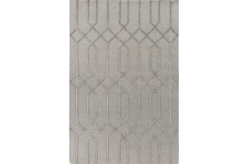108X156 Rug-Crescent Grey