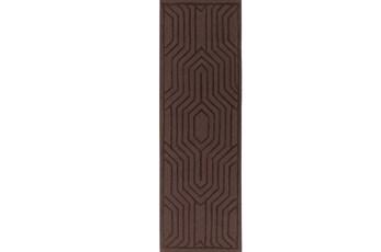 30X96 Rug-Oracle Chocolate