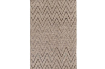 108X156 Rug-Aisha Grey/Charcoal