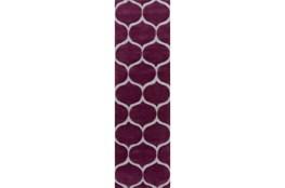 30X96 Rug-Giustina Violet