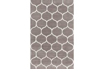 60X96 Rug-Giustina Grey