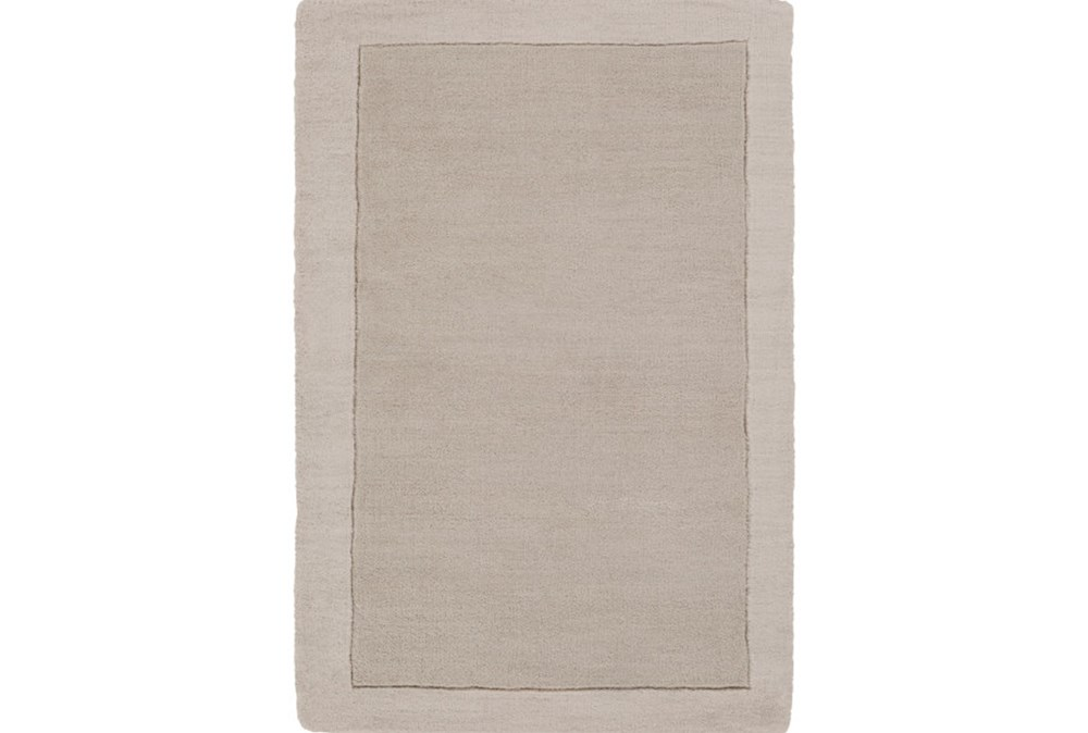 96X120 Rug-Cuadro Light Grey