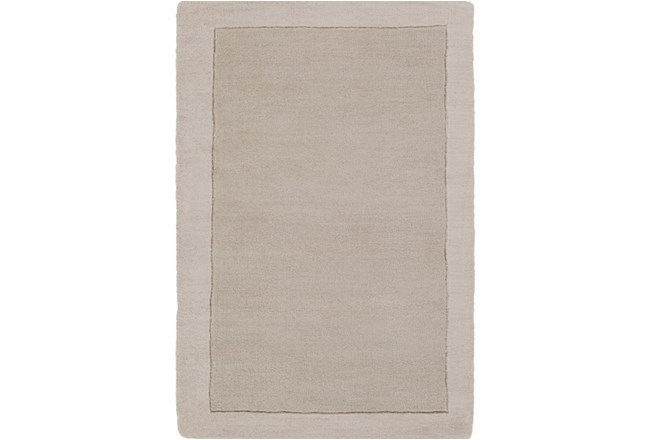 96X120 Rug-Cuadro Light Grey - 360
