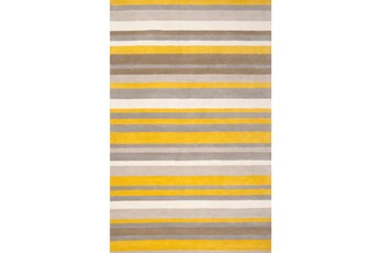 60X90 Rug-Ladee Gold/Grey