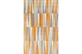 60X96 Rug-Spike Orange