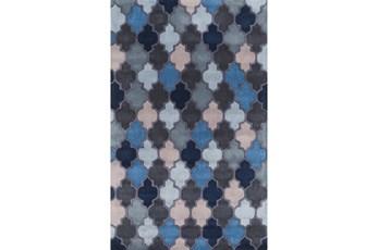 60X96 Rug-Einstein Blue