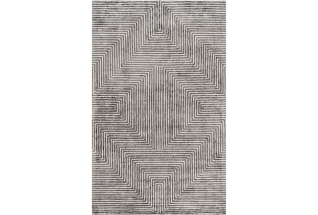 48X72 Rug-Ranura Light Grey - 360