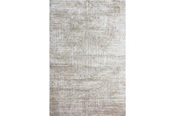 48X72 Rug-Ranura Moss/Beige