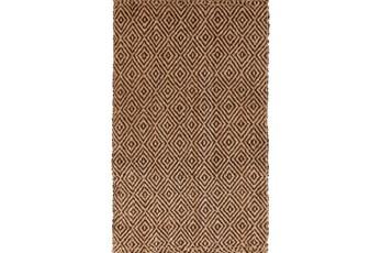 39X63 Rug-Sweetwater Chocolate/Beige