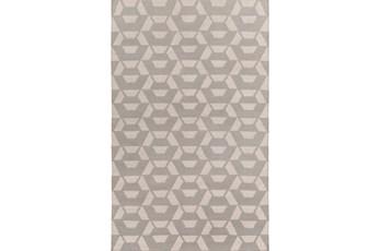 60X90 Rug-Cache Light Grey