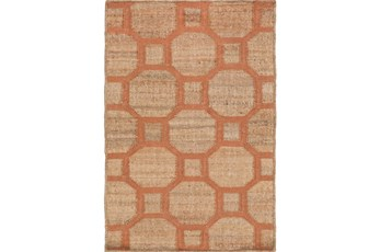 24X36 Rug-Captain Rust/Mocha