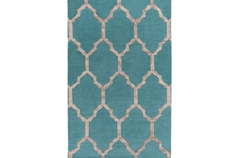 60X90 Rug-Architect Sky Blue