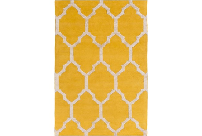60X90 Rug-Architect Gold - 360
