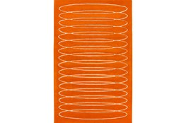 60X90 Rug-Cirque Orange