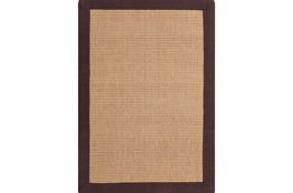 108X156 Rug-Lael Jute Brown