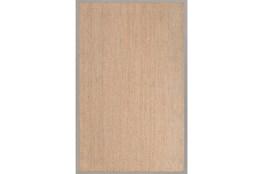 108X156 Rug-Bessel Seagrass Grey
